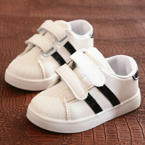 Child Boy Girls Sports Running Shoes Kids Baby Infant Toddler Casual Shoes US4.5