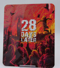 28 DAYS LATER - Glossy Bluray Steelbook Magnet Magnetic Cover (NOT LENTICULAR)