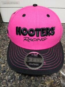 Pink Hooters Chase Elliott Snapback Racing Hat NWT