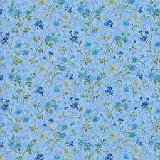 Summer Breeze IV By Moda - Blue Wildflowers