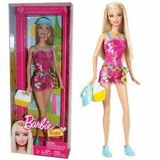 Barbie - Famiglia Bambola Barbie Camping