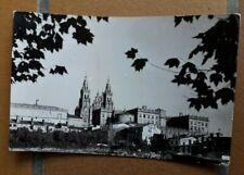 4060 / SANTIAGO de COMPOSTELA  - SIGHT of the CATHEDRAL and HOSPICE