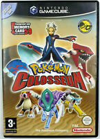 Pokemon Colosseum - Nintendo Gamecube - Avec notice - PAL FR