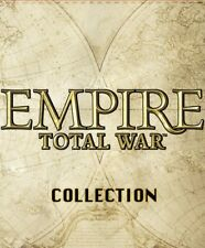 Empire TOTAL WAR COLLECTION (solo PC Steam Key Download Code) non DVD, No cd