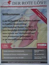 Der Rote Löwe 2013/14 Braunschweig - Hannover 96