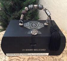 80bb486cd6 Black Wooden Humadorables Cigar Box Purse  Handbag