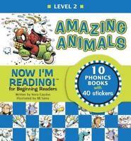 Now I'm Reading!: Amazing Animals - Level 2 (NIR! Leveled Readers) by Gaydos, N