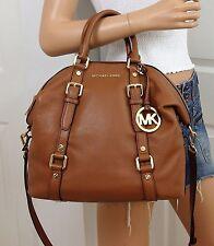 Michael Kors Tasche/Handtasche/Bag BEDFORD MD Satchel Leder Lugage NEU!