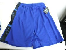 Real Essentials Boys Active Athletic Performance Shorts With Pockets - 5 Pack
