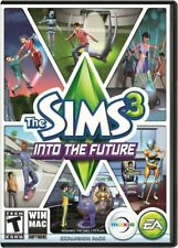 The Sims 3 - Into the Future - Expansion Pack DVD ROM (PC/MAC, 2013)