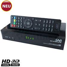 ► SAB SKY 4780 FTA Full HD SAT Receiver USB YouTube Mediaplayer HDTV