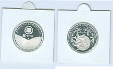 Griechenland 10 Euro 2011  XIII. Special Olympics - Kallimarmaro-Stadion Ag PP