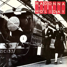 "MADONNA - Holiday (7"") (VG/VG)"