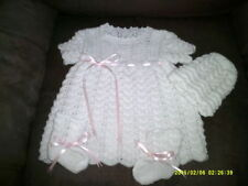 Hand Knitted Baby Girls' Outfits & Sets