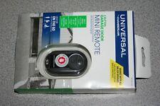 Universal by Chamberlain MINI Remote 2 Button Garage Door Opener MC100-P2 NEW