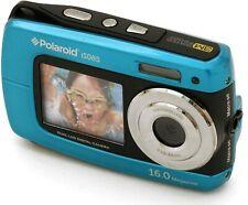 Polaroid iS085 16.0MP Digital Camera / Blue