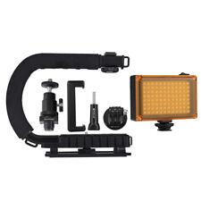 Portable Handheld Bracket Stabilizer Cold Shoe Tripod Kit for Gopro SLR camera
