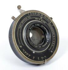 "C.P. Goerz Dagor 8 1/4"" [210mm] F6.8 Lens in Ilex #3 Shutter"