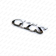 """86313 2C000 Genuine """"GTS"""" Logo Rear Trunk Emblem for Hyundai 2003 2008 Tuscani"""