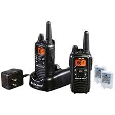 Midland 6-Channel 2-Way Radios / 30-Mile Range / Noaa Weather & Hazard Alerts