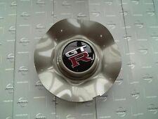 JDM OEM NEW 4PCS NISSAN SKYLINE BNR34 GTR34 R34 WHEEL CAP RARE JAPAN GENUINE