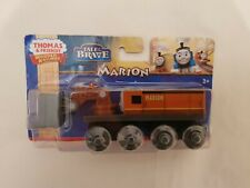 Thomas The Tank Engine & Friends WOOD MARION WOODEN TRAIN NEW IN BOX