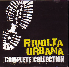 Rivolta urbana-COMPLETE COLLECTION CD 100 ex.