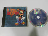 MICKEY UNRAPPED CD WALT DISNEY 1996 SPANISH EDITION