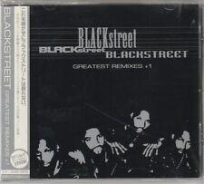 Blackstreet Greatest Remixes +1 Japan CD w/obi new jack swing DCT-1136