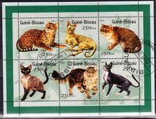 +3115+ GUINEE-BISSAU   BLOC CHATS  2001