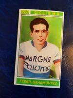 RARE Panini Campioni Dello Sport 1967-68 - No 287 - Feder Bahamontes - Cycling