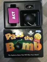 Pass the Bomb Game,Complete full working order But No Rules,by  Gibsons Games