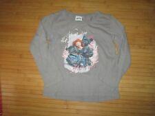 "Tee-shirt ""Mérida"",ML,Taille 5ans,marque Disney,TBE"