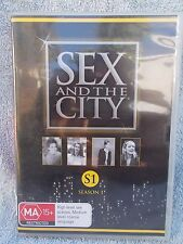 SEX AND THE CITY COMPLETE FIRST SEASON  2 DISC BOXSET  DVD MA R4