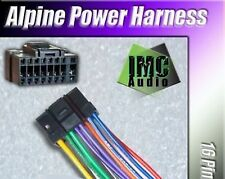 s l225 standard car audio & video wire harnesses for alpine ebay alpine cde-9852 wiring harness at virtualis.co