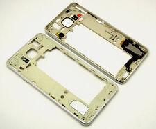 Samsung Galaxy Alpha G850F Mittelrahmen Cover Middleframe Gehäuse Housing Silver