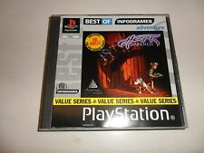 PlayStation 1 PSX ps1 Heart of Darkness