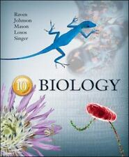 Biology by Peter Raven, Jonathan Losos, Kenneth Mason, Susan Singer and...