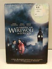 An American Werewolf in London (Dvd, 2009, 2-Disc Set, Full Moon Edition 5 Hall…