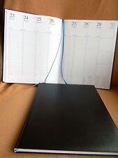 XL Chefkalender 2018 Kunstleder fast A4 Wochentimer Buchkalender Kalender 2018