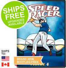Speed Racer Volume 4 (DVD, 2006) NEW, Animated, Anime, Episodes 37-44