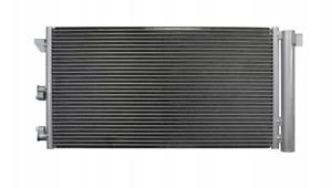 A/C CONDENSER AIR CON RADIATOR FIAT PANDA 1,1 1,2 1,4 B 1,3 MJTD 2003- 46798100