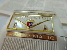 REMINGTON ROLL-A-MATIC DE LUXE, NUOVO, Rasoio RASOIO SHAVER, inutilizzato