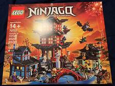***RETIRED*** Ninjago Temple Of Airjitzu (70751) ***SEALED***