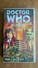 Doctor Who - The Leisure Hive (VHS, 1997) - Tom Baker
