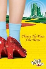 THE WIZARD OF OZ ~ NO PLACE LIKE HOME 24x36 MOVIE POSTER Judy Garland Lahr Haley
