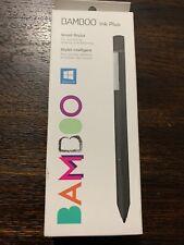 GENUINE Wacom Bamboo Ink Plus Smart Stylus/Pen CS322AK0A NEW!