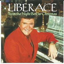'Twas the Night Before Christmas by Liberace Music CD