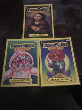 Garbage Pail Kids-Flashback Series 3 Bonus Cards Set Of 3 (2 Sets)