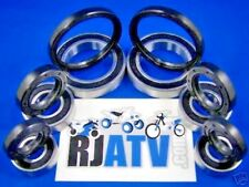 Yamaha Raptor 350 YFM350 2004-2013 All Wheels Bearings And Seals